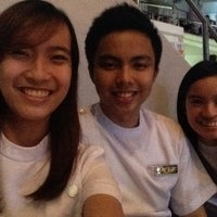 Photo taken at Makati Coliseum by Nicko G. on 9/15/2014