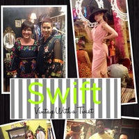 Photo taken at Swift by Jessica O. on 9/27/2014