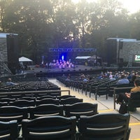 Photo taken at Carter Barron Amphitheatre by Irena P. on 8/25/2016