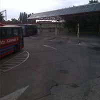 Photo taken at Autobuska stanica Subotica by Dragan K. on 6/20/2014