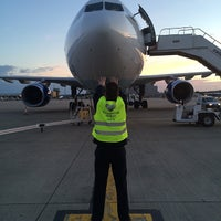 Photo taken at South Terminal by Svein S. on 6/8/2014