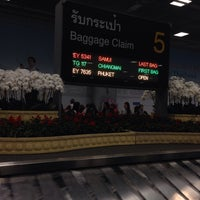 Photo taken at Baggage Claim 5 by Game A. on 1/10/2016