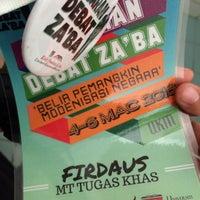 Photo taken at Fakulti Kejuruteraan dan Alam Bina UKM by Firdaus R. on 3/5/2016