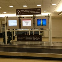 Photo taken at DCA Baggage Claim by Brian C. on 12/29/2012