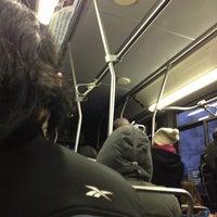 Photo taken at MTA Bus - Q38/Q54/Q67 - Metropolitan Av & Metro Av Station by Donfico on 12/21/2012