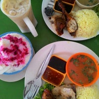 Photo taken at Mak Su Nab Nasi Air by Nurfarhanim R. on 5/28/2015