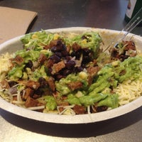 Photo taken at Chipotle Mexican Grill by Dylan C. on 11/14/2012