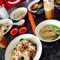 Photo taken at New Weng Fatt Cafe & Restaurant by Pk N. on 6/11/2014