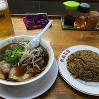 Photo taken at 新福菜館 府立医大前店 by ぎ on 9/13/2015
