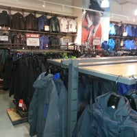 Photo taken at The North Face Outlet by Ricardo P. on 3/10/2014