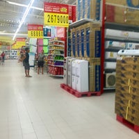 Photo taken at Carrefour by Heri A. on 8/13/2016