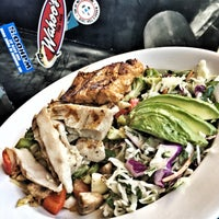 Photo taken at Wahoo's Fish Taco by hoda007 on 11/29/2016
