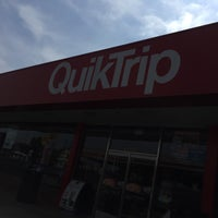 Photo taken at QuikTrip by Frank M. S. on 5/8/2016