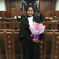 Photo taken at Malaya High Court Jalan Duta by Hannah on 8/18/2016