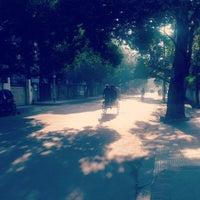 Photo taken at Dhanmondi 27 by Martoon M. on 12/27/2013