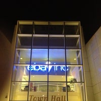 Photo taken at eBay North Town Hall Building 12 by Klassy G. on 5/4/2013