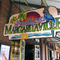 Photo taken at Margaritaville by Ian R. on 10/6/2012