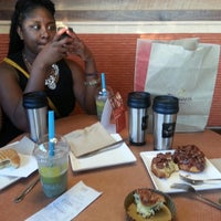 Photo taken at Panera Bread by Ar H. on 9/3/2014