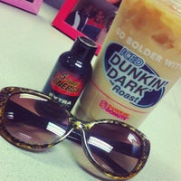 Photo taken at Dunkin' Donuts by Emma B. on 8/4/2013