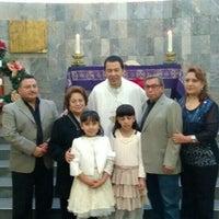 Photo taken at Iglesia de Nuestra Señora de Fátima by Enrique H. on 12/12/2015