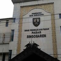 Photo taken at Singosaren Plaza by iir w. on 6/17/2013