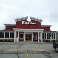 Photo taken at Bob Evans Restaurant by Alex G. on 3/27/2013