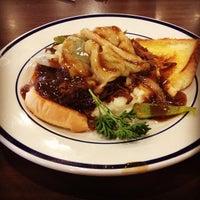 Photo taken at Bob Evans Restaurant by Alex G. on 7/28/2014