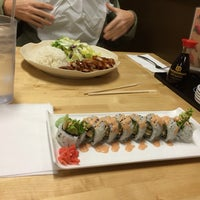 Photo taken at Sushi Mori by James L. on 11/26/2013