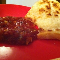 Photo taken at Meadowcroft's Kitchen by Christina M. on 10/10/2012