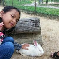 Photo taken at Rabbit Park by sufianhadi r. on 12/21/2015