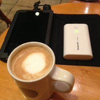 Photo taken at TULLY'S COFFEE トレアージュ白旗店 by takesk on 1/19/2013