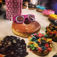 Photo taken at Voodoo Doughnut by Christopher S. on 7/23/2013