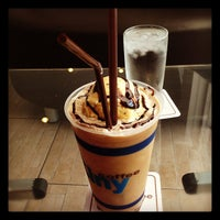 Photo taken at Tiny Coffee by Udon N. on 6/16/2012