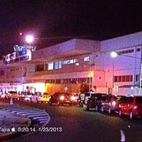 Photo taken at Aeroporto de Teresina / Senador Petrônio Portella (THE) by DavidTajra on 1/23/2013