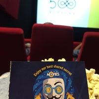 Photo taken at PVR Cinemas by Abhishek M. on 10/5/2016