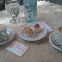 Photo taken at Dünken Cafe by Diana P. on 2/23/2016