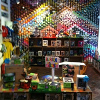 Photo taken at Lomography Gallery Store Barcelona by Luis Q. on 4/8/2013