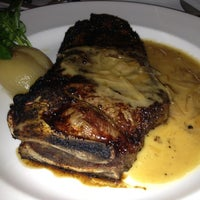 Photo taken at The Capital Grille by Mark F. on 11/26/2012