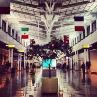 Photo taken at Washington Dulles International Airport (IAD) by David g. on 1/10/2013