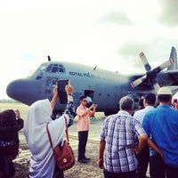 Photo taken at Sultan Ismail Petra Airport (KBR) by Mugundhan D. on 3/13/2013