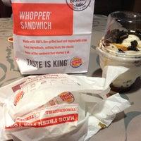 Photo taken at Burger King by Munirah Liyana M. on 4/13/2013