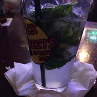 Photo taken at BackStreets Sports Bar by Martin V. on 11/15/2014