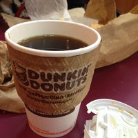 Photo taken at Dunkin Donuts by Moran K. on 5/25/2014