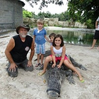 Photo taken at Everglades Outpost by Kristin H. on 7/15/2013