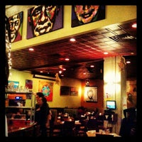 Photo taken at Busboys and Poets by AK S. on 12/3/2012