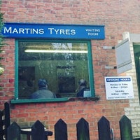 Photo taken at Martins Tyres by Thomas T. on 3/11/2016
