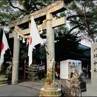 Photo taken at 八坂神社 by Satoshi O. on 1/1/2013