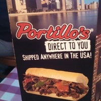 Photo taken at Portillo's / Barnelli's by Linda E. on 2/24/2013