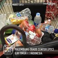 Photo taken at Palembang Trade Center (PTC) by Rendy M. on 3/12/2013