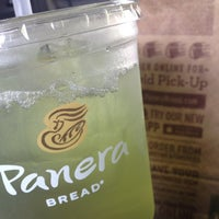 Photo taken at Panera Bread by Donna Marie M. on 7/17/2014